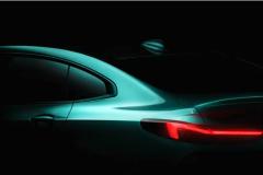 宝马2系Gran Coupe预告图发布,前驱两个字划重点!