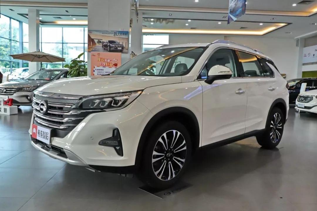 10.98万起,传祺首款SUV全新一代到店,颜值大增、配置升级!