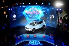 名爵EZS上市最低仅需9.99万元 高颜值更靠谱的纯电动SUV