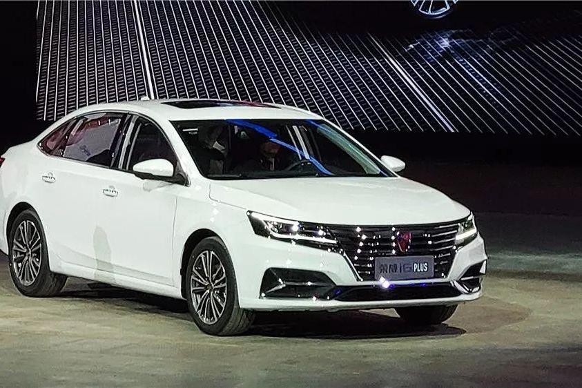 加强版的车型卖得更便宜,荣威i6 PLUS给你十足的惊喜!