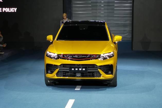 宝马X6太贵 大溜背+2.0T 这两款15万级轿跑SUV即将上市