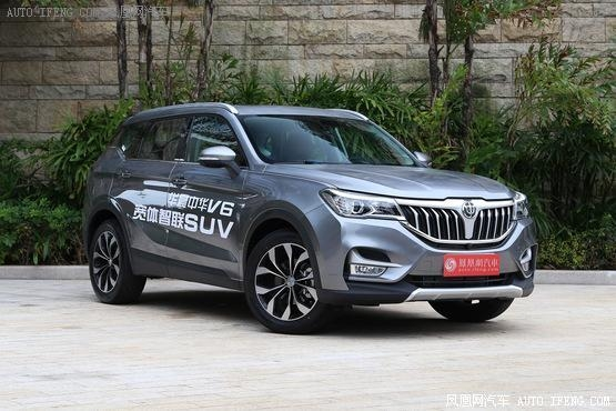 中华V6优惠达0.6万元 欢迎到店试乘试驾