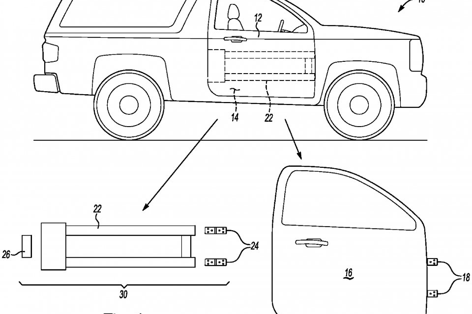想和牧马人抢客户,福特Bronco打算靠这副多功能车门?