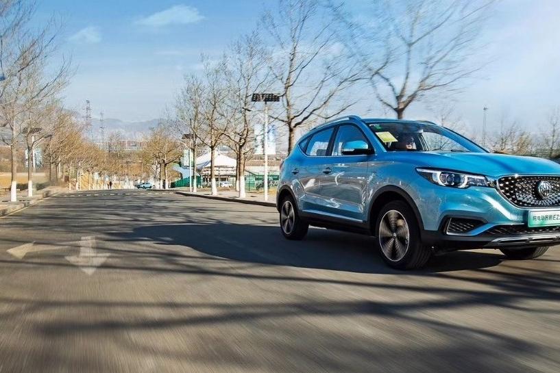 全球同步的名爵EZS,想要刷新10万元纯电动SUV的形象