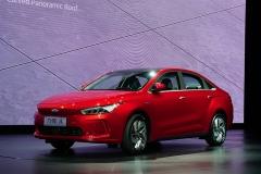 中国纯电汽车走向世界 吉利几何A全球发售15.00万元起