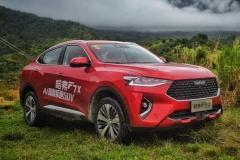 哈弗F7x将于上海车展亮相 个性运动化SUV