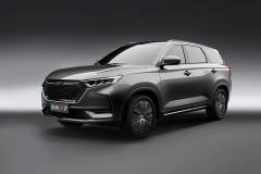 欧尚X7外观官图发布 时尚都市SUV又添猛将