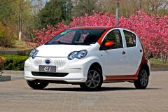 比亚迪e1纯电动车上市 多重购车礼遇/补贴后5.99万起