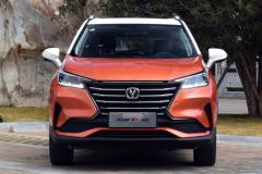 小型SUV最用心设计,长安CS15国六排放,自动挡6.39万起