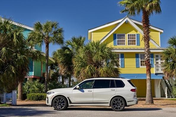 最硬派,最豪华,也最大,SUV市场的搅局者