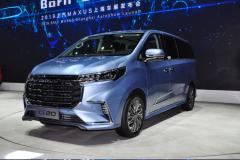 2019上海车展:上汽大通G20 造型更时尚配置更丰富