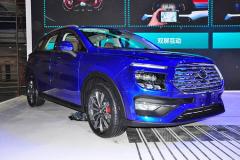 2019上海车展:陆风荣曜正式发布 搭1.5T+7DCT总成