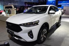 哈弗全新轿跑SUV科技配置惊人 预售仅13.79万起