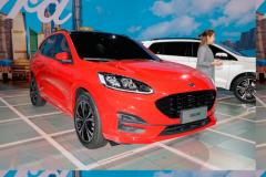 新车解析:福特Escape 也许是长安福特的爆款车型