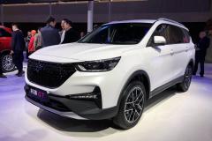 2019上海车展:欧尚科赛GT正式亮相 今年秋季上市