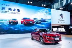 2019上海车展:508L PHEV首发 开启东风标致新篇章