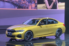 """2019上海车展:全新宝马3系首搭""""BMW智能个人助理"""""""