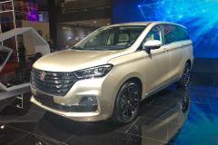 2019上海车展:汉腾V7预售9.58万起 安全配置丰富