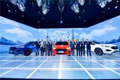 福特这次来真的!四款中国首发新车强劲登陆2019上海车展