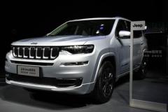 2019上海车展:Jeep指挥官PHEV亮相 续航超900公里