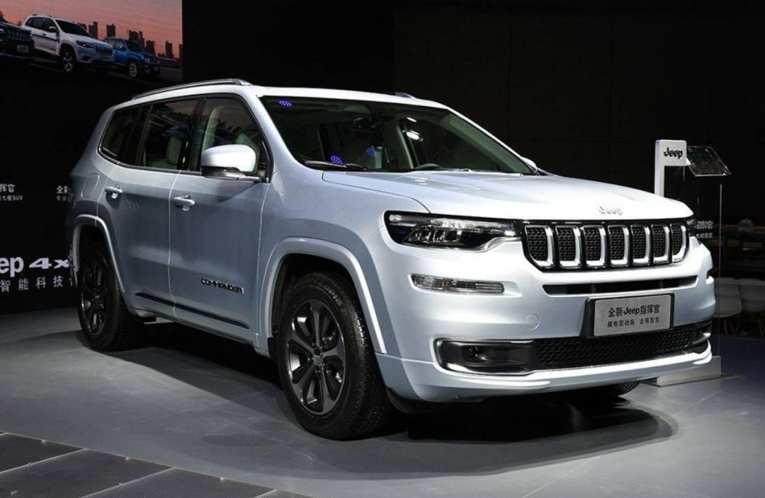 多款车型亚洲首秀,Jeep强化牧马人基因推改款新车