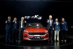 """""""驾驭沪晓""""全新一代K3首秀东风悦达起亚推出的不止是一款新车"""
