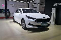 2019上海车展:起亚K3插混版亮相 2020年正式上市