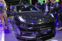 2019上海车展:领克03 2.0TD车型上市 售15.48-16.68万