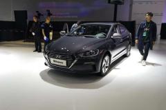 2019上海车展:北京现代领动PHEV发布 或于年内上市