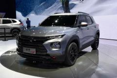 2019上海车展:雪佛兰创界发布 定位5座紧凑型SUV