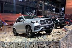 2019上海车展:全新奔驰GLE售72.78-84.38万元