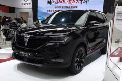 2019上海车展:中华V7 1.8T运动版搭宝马授权发动机