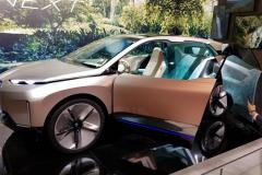 2019上海车展:宝马iNEXT概念车亮相 2021年量产
