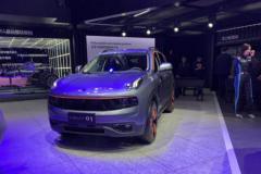 2019上海车展:新款领克01推6款车型 售15.08万起