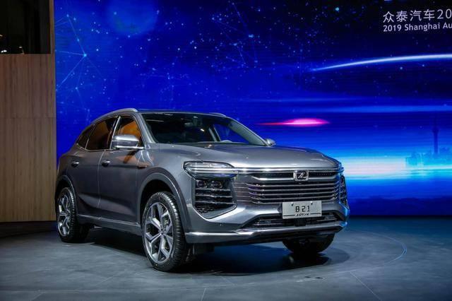 12款产品同步亮相上海车展 众泰汽车开启3.0计划