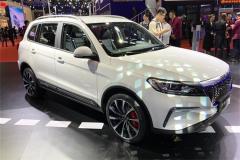 2019上海车展:大乘汽车G60E补贴后12.18万