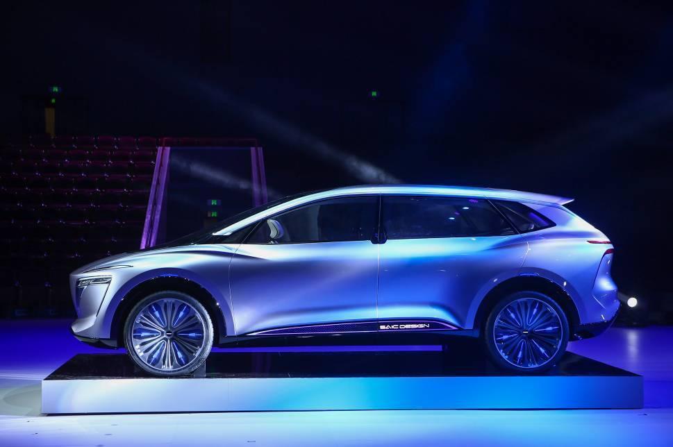 上海车展|全新SUV荣威MAX首次亮相,5G概念车VISION-I同台首秀