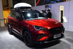 2019上海车展:捷途X70 Coupe亮相 年内正式上市发售
