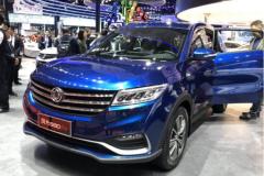 2019上海车展:东风风光580 Pro发布 档次感提升