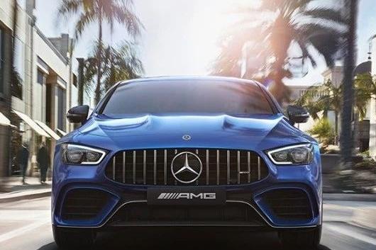 赛道级性能的豪华舒适座驾!AMG GT四门跑车起步价不到100万元