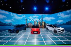三款高性能新车亮相,助力福特成为车展最靓的仔