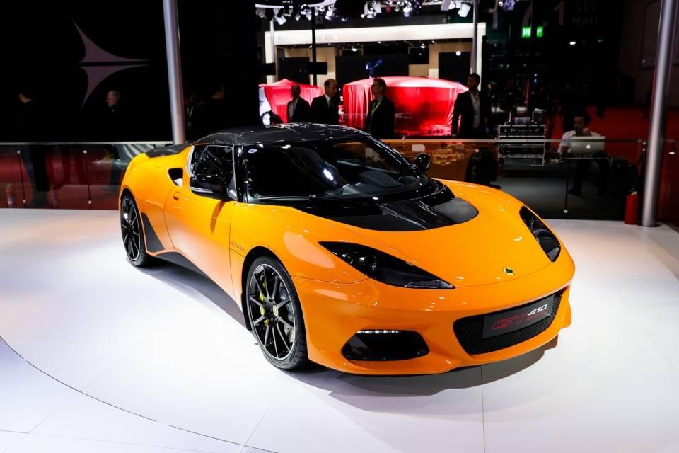 最纯正跑车上市 路特斯Evora GT410 Sport售97.2万元