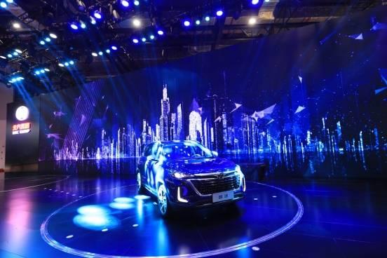 智达亮相上海车展 北京汽车产品+服务硬核升级