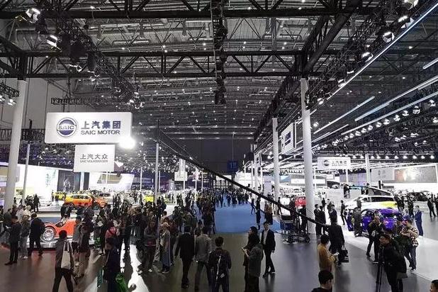 """终于,造车新势力靠边站!传统车企""""逆袭""""上海车展"""
