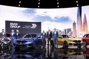 宝马X7售价一百万元起!携众多新车亮相上海车展