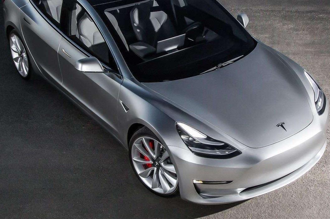 终于定了,37.7万元起售,特斯拉Model 3国内正式开卖