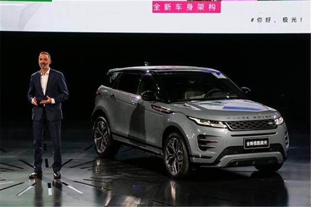 上海车展的捷豹路虎品牌之夜看起来依旧令人失望