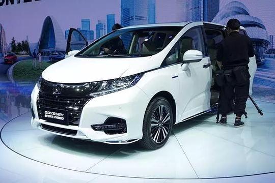 路过上海车展本田展台,看这两款新车就够了