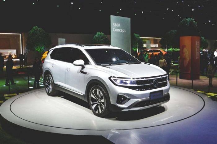 郑谊看车展(16):大众汽车国产最豪华的SUV是谁?