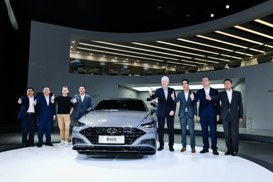 技术有干货 产品有爆款 北京现代?#30446;?#20840;新车型上海车展首发